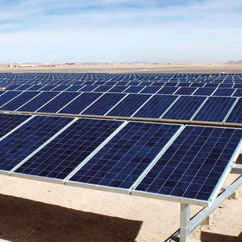 Energia solar fotovoltaica - Industrial y Comercial