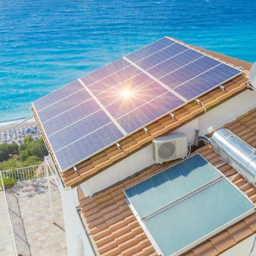 Energia solar fotovoltaica - Unifamiliar