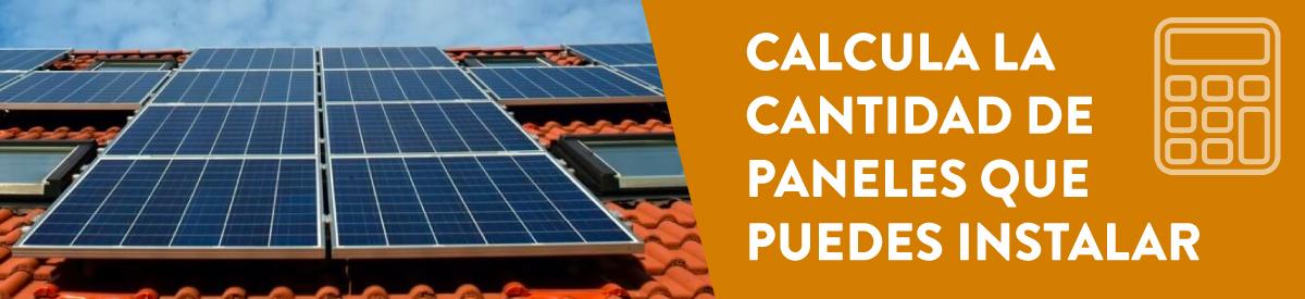 Banner Calculadora - Energía Solar Fotovoltaica